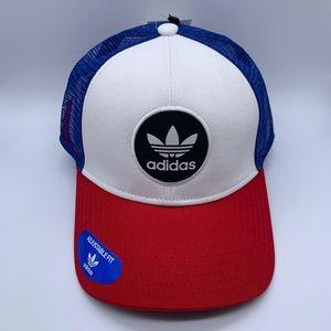 Adidas mesh adjustable hat